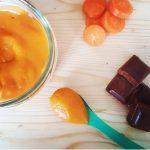 Purée bébé carotte betterave recette
