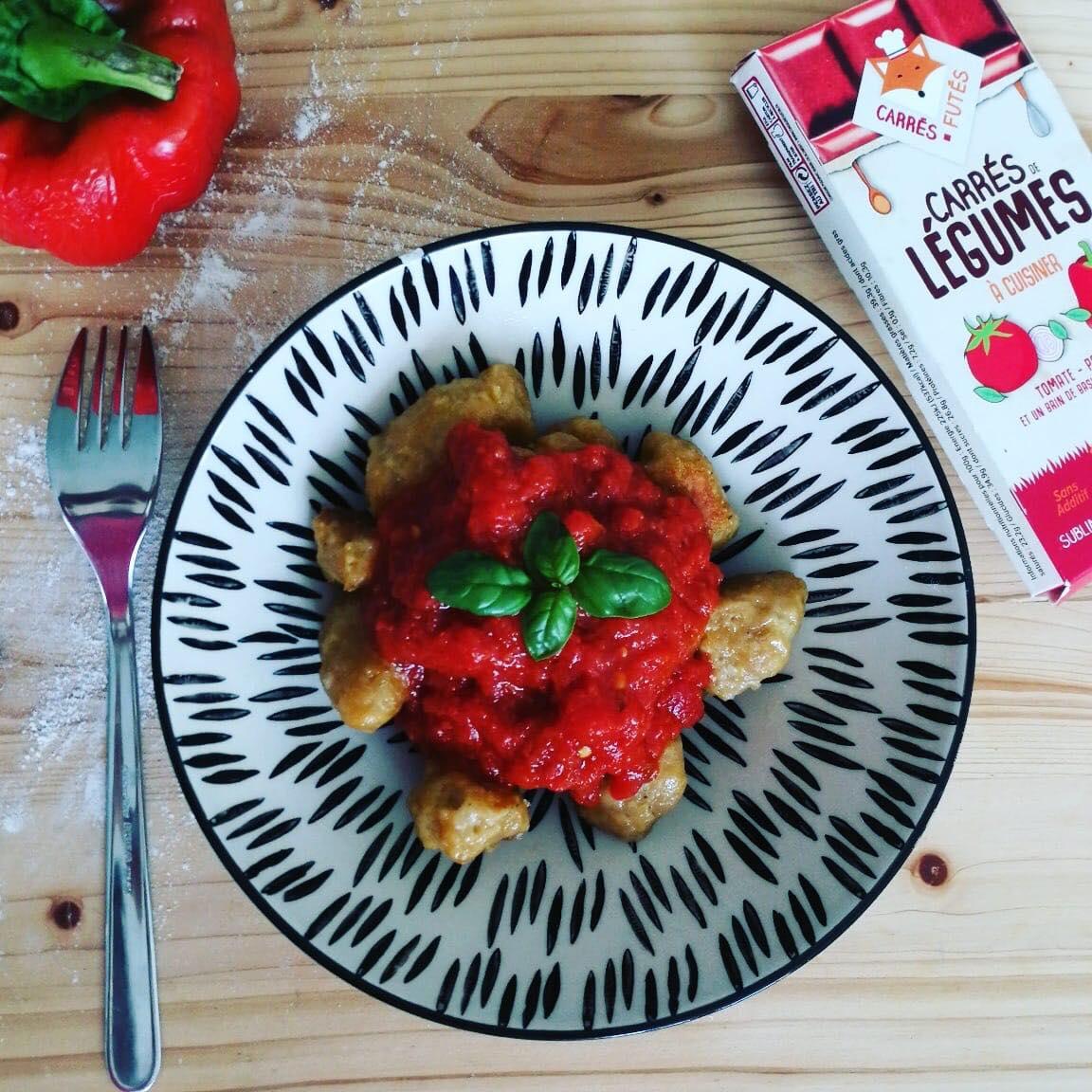 gnocchis-tomate