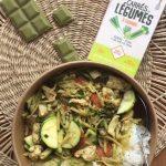 Poulet sauté aux légumes recette