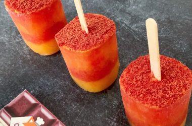 glace orange betterave carotte recette