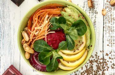 veggie bowl recette