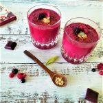 smoothie aux fruits rouges recette