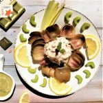 Ceviche artichaut sauce poireau recette