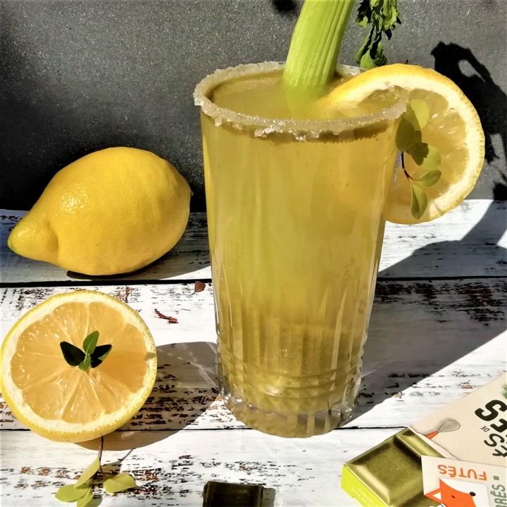 Jus détox céleri citron recette