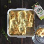 Lasagnes au saumon poireau recette