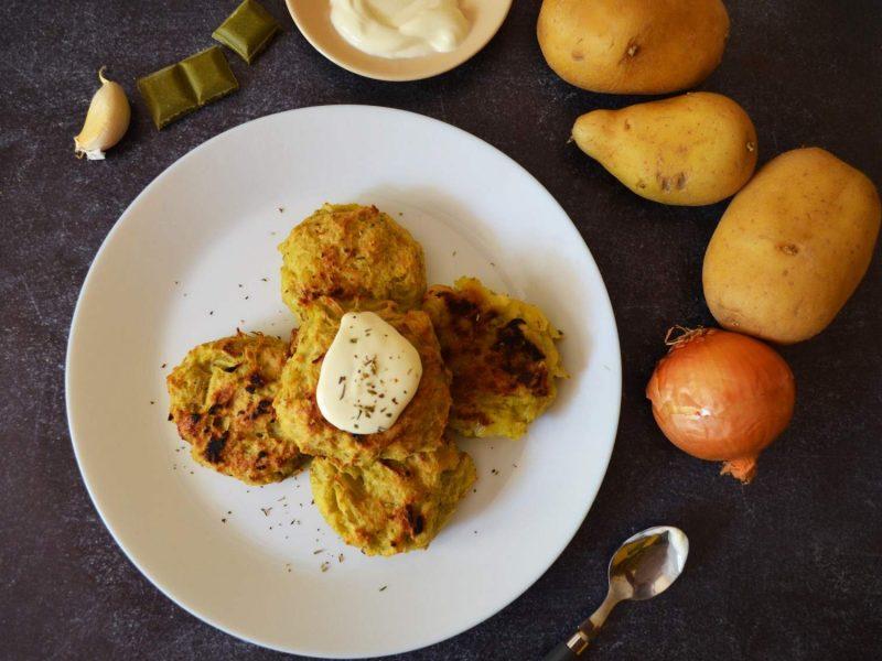 Rostis de pommes de terre recette