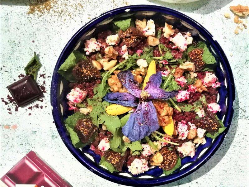 salade de lentilles betterave recette