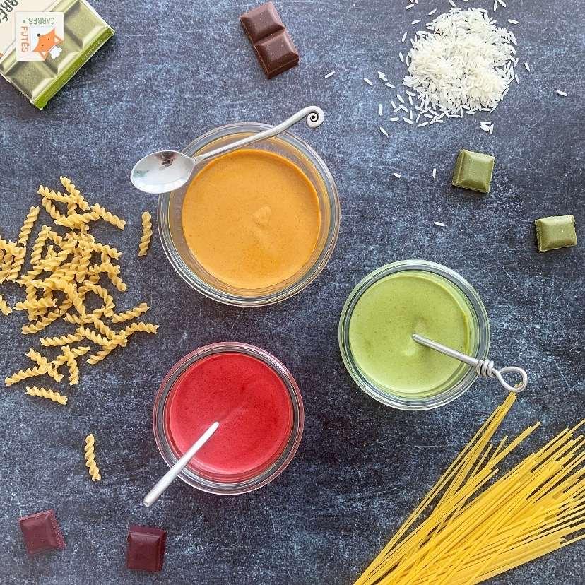 Sauces crème recette