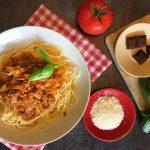 Spaghetti bolognaise recette
