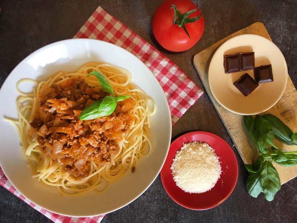spaghetti-bolognaise-carres-futes-recette