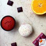 Muffins orange betterave recette