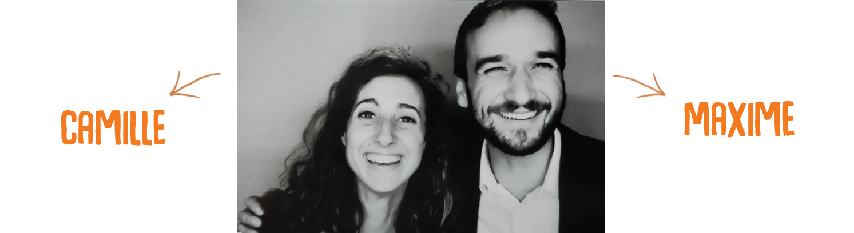 Camille et Maxime