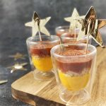 Verrines avocat betterave butternut recette