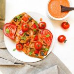 Gaufres tomate recette