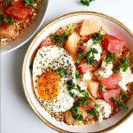 Porridge avoine tomate recette