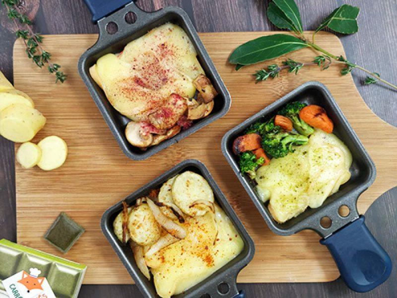 Raclette recette