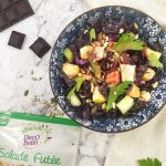 Salade de chou rouge recette