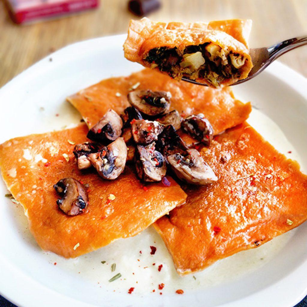 Ravioles maison recette