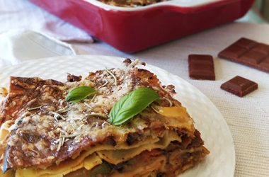 Lasagnes veggie recette