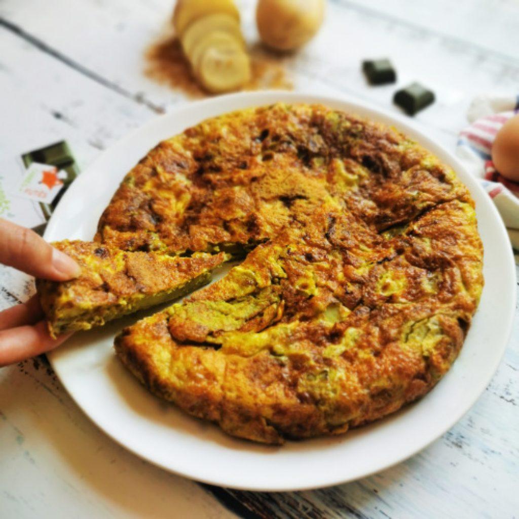 Tortilla recette