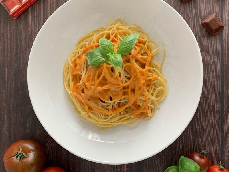 Spaghettis tomate