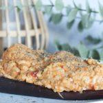 Risotto aux aubergines recette