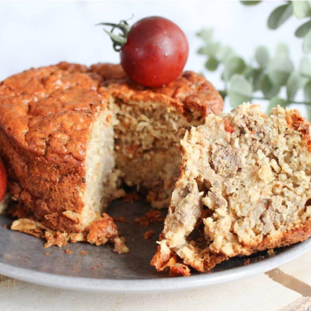 Cake bolognaise recette