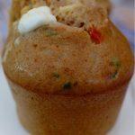 Muffins légumes soleil et chèvre frais recette