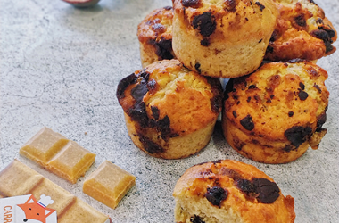 Muffins mangue passion recette