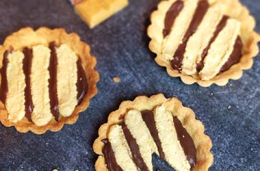 Tartelette mangue passion recette