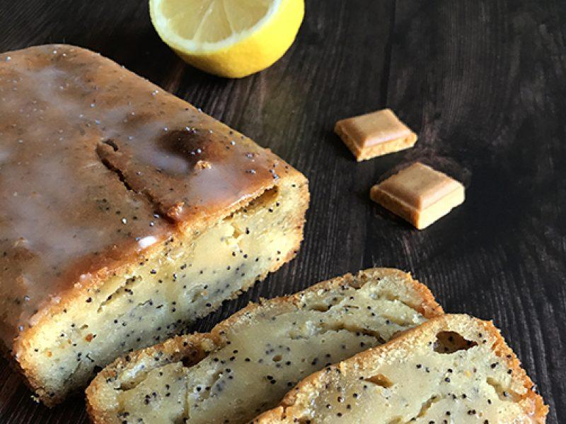 Cake citron mandarine recette