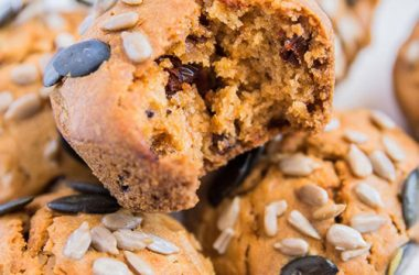 Muffins vegan recette