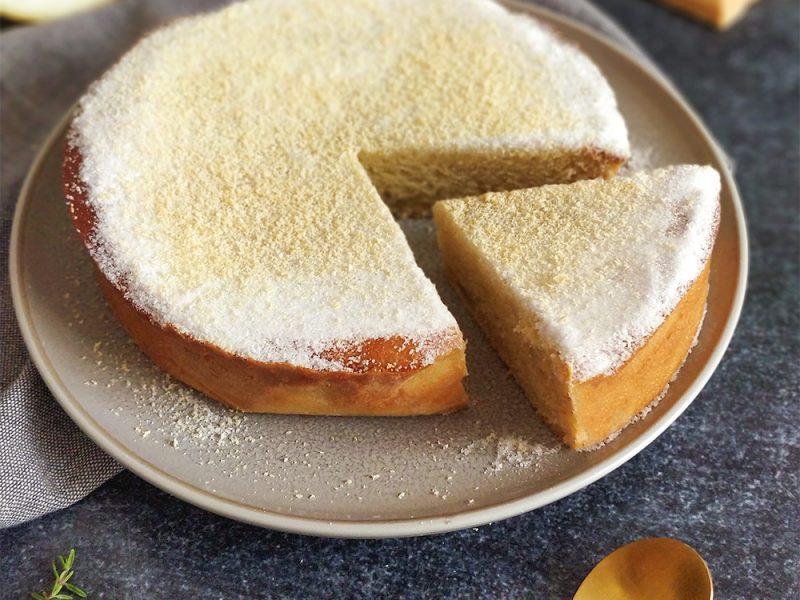 Gâteau citron recette