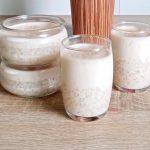 Riz au lait fraise framboise recette