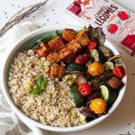 Tempeh bowl recette