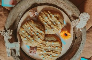 Cookies Mangue Passion recette