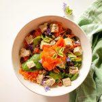 Tofu de chanvre recette