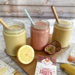 Smoothie tablette de fruits recette