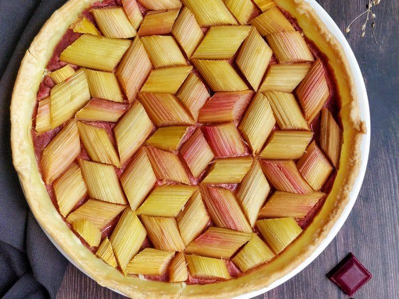 tarte-graphique-a-la-rhubarbe