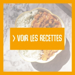 Recettes tablette carotte curry coco gingembre